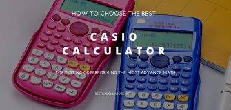 Best Casio Calculator 2018