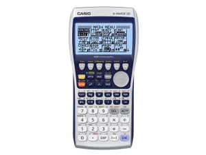 Casio Graphing calculator (FX 9750GII, FX-9860GII SD)