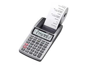 Casio Printing Calculator (HR-100TM, HR-8TM)