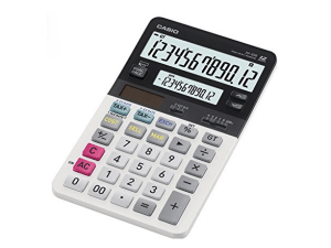 Casio Standard Function Calculator (JV-220, JF-100BM)