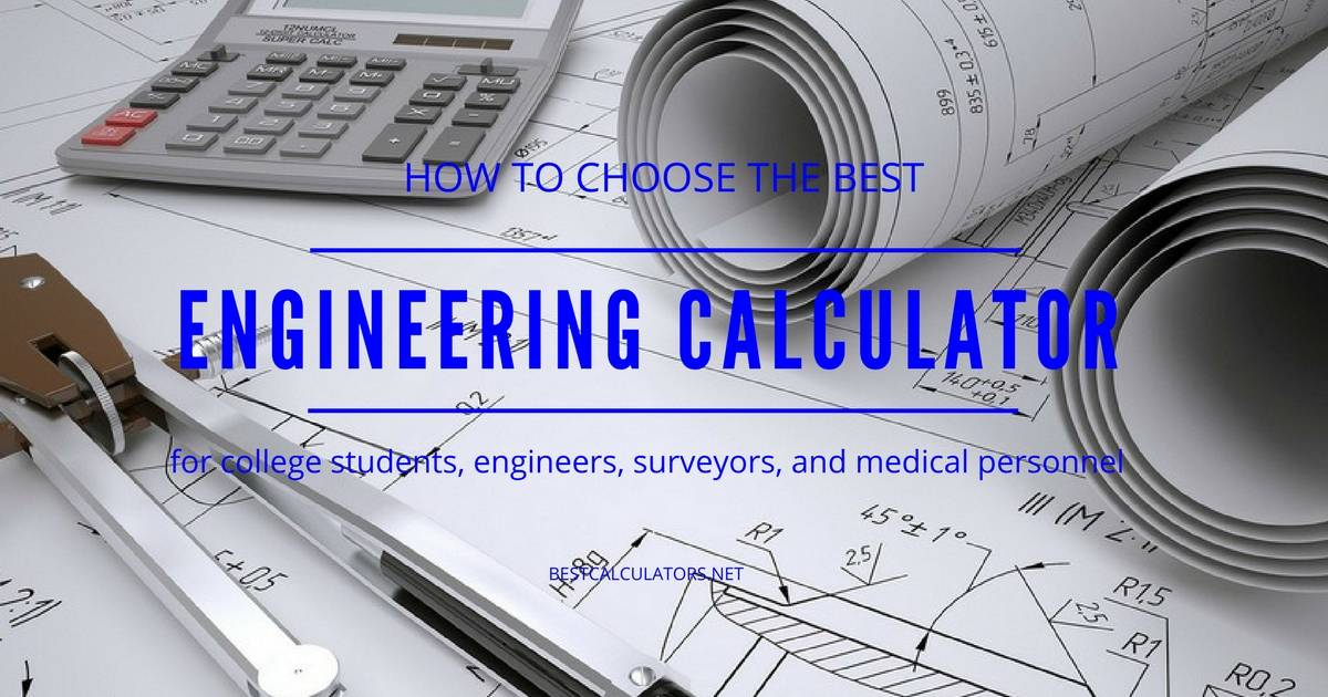 TOP 5 Best Scientific/Engineering Calculators (August 2019