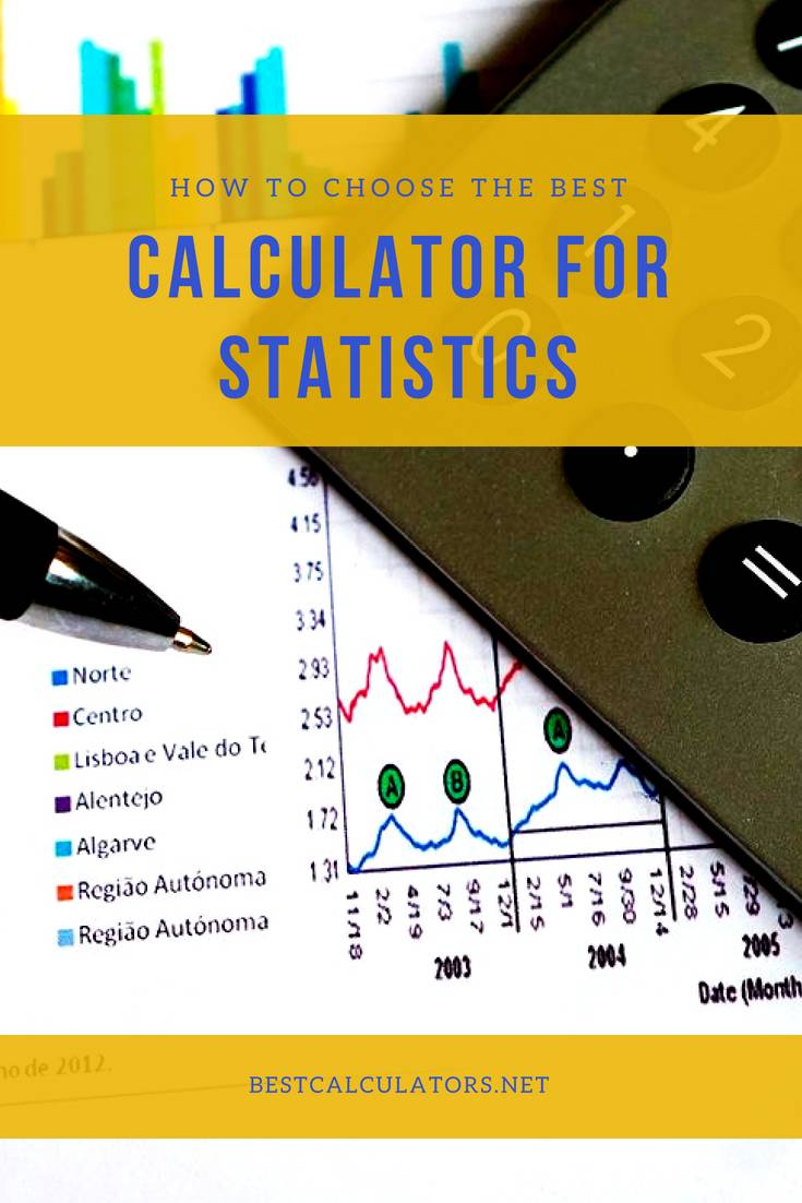 TOP 5 Best Calculator for Statistics (August 2019) | BestCalculators net