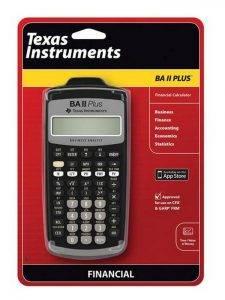 Texas Instruments BA II+