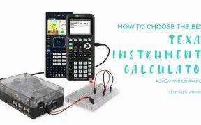Best Texas Instruments Calculator 2018