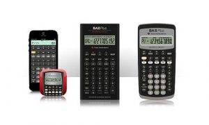Texas Instruments Financial Calculators