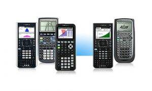 Texas Instruments Graphing Calculators