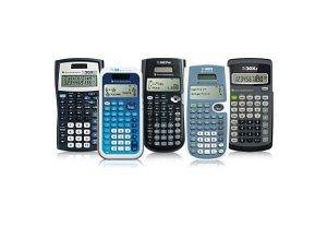 Texas Instruments Scientific Calculators