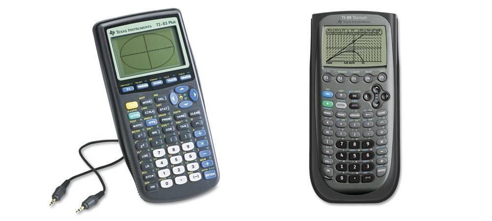 TI-83 Plus versus TI-89 Titanium