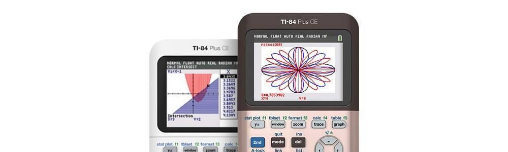 Texas Instruments TI83 vs TI84 vs TI89 Graphing Calculators
