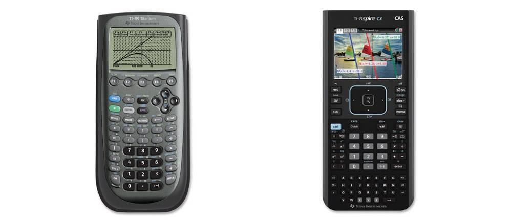 TI-89 Titanium versus TI-Nspire CX CAS