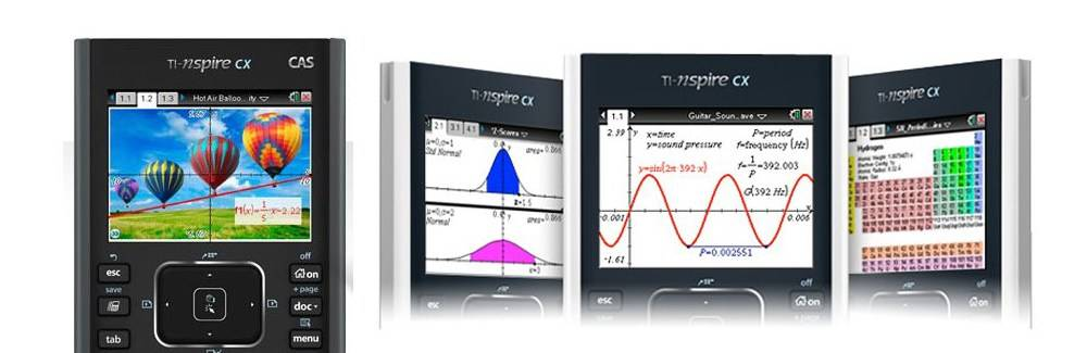 TI-Nspire incorporate real photos and graphs into your calculations