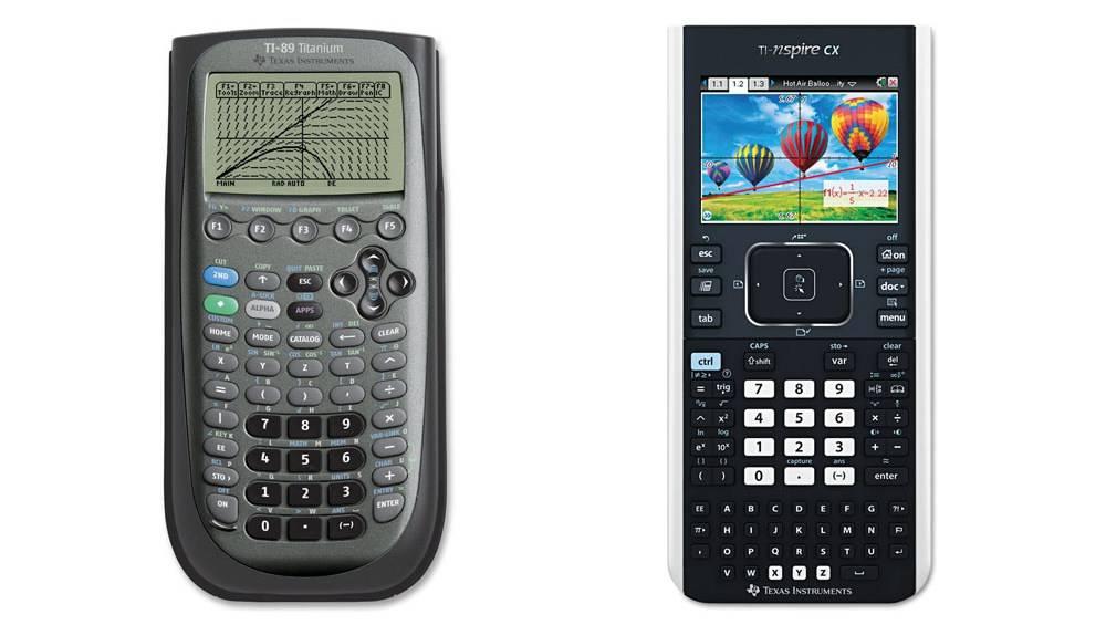 TI-Nspire vs. TI-89