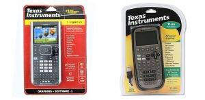 Texas Instruments TI-Nspire vs. TI-89 Calculator