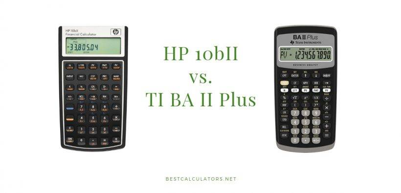 Best Calculators Tests and Reviews