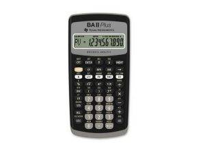 Texas Instruments BAII Plus